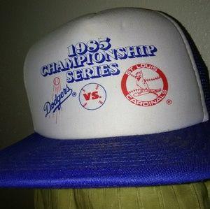 Vintage Dodgers Hat ⚾